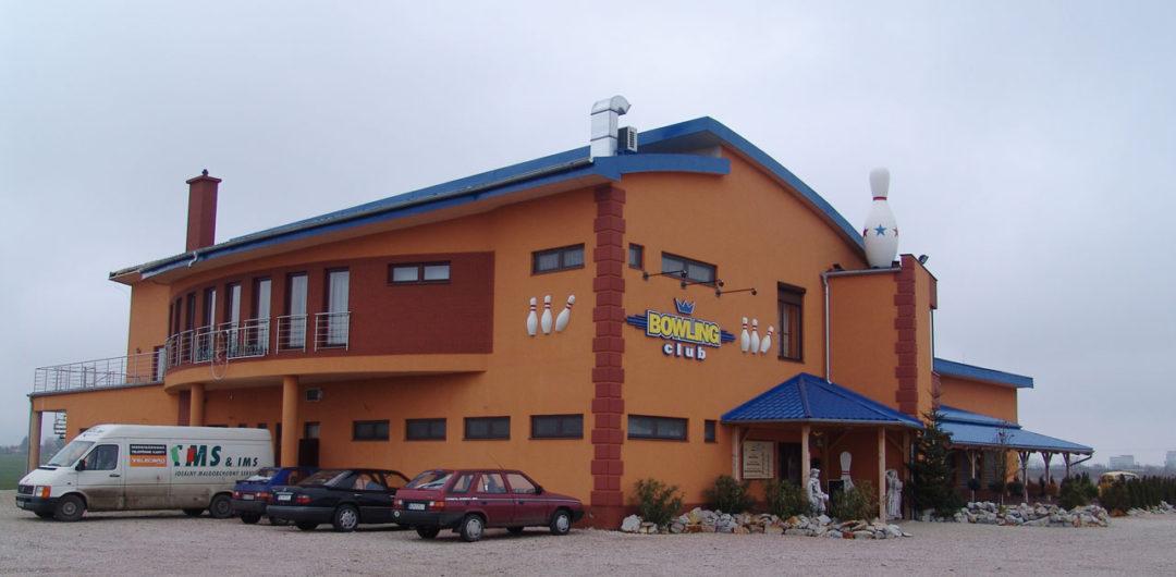 Bowling Club v Štúrove