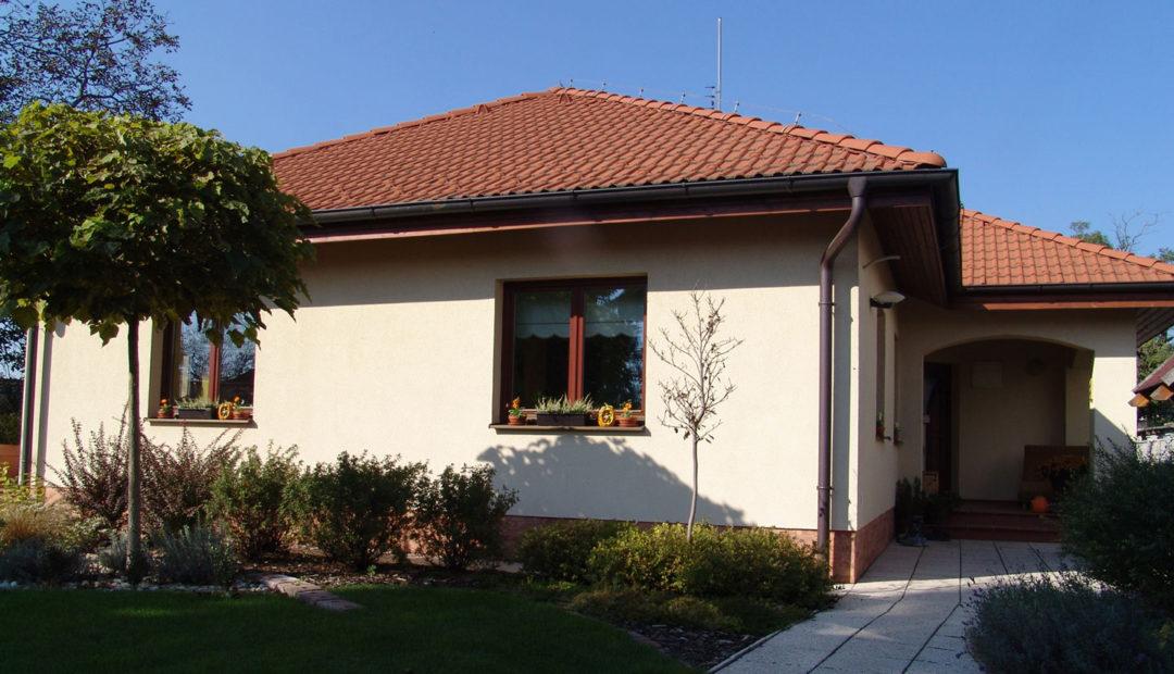 Rodinný dom v Novej Stráži