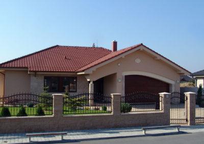 Rodinný dom v Nových Zámkoch